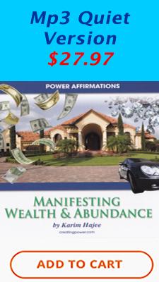MWA Affirmation Program - Creating Power